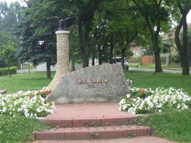 Milleniumi emlékpark